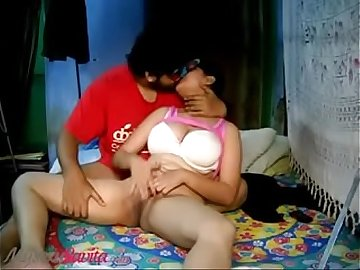 Desi Bhabhi Savita Fingering Pussy And Fucked In Missionary Style