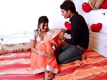 Suhaag Raat Sex With 21 Year Old Indian Teen